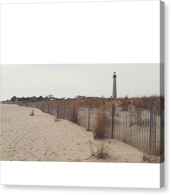Seagrass Canvas Print - And All I See, It Could Never Make Me by Josh Kinney