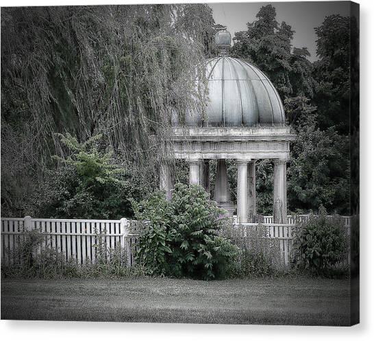 Andrew Jackson Home-garden Canvas Print