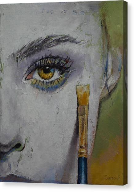 Andromeda Canvas Print - Andromeda by Michael Creese