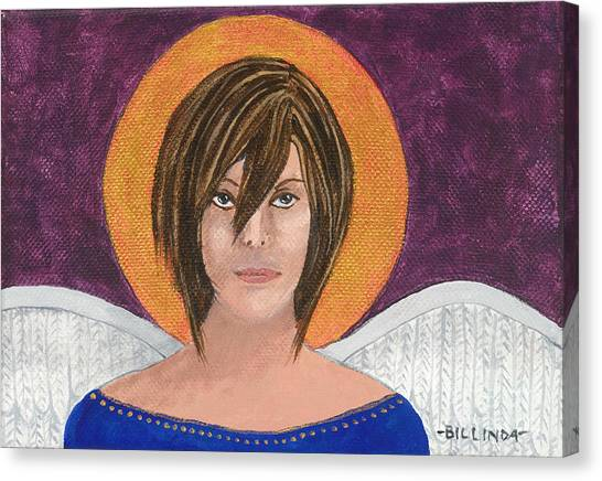 Angel 3 Canvas Print