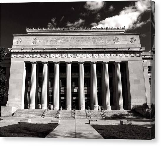 Angell Hall Canvas Print
