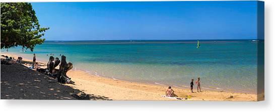 Anini Beach 2 Canvas Print