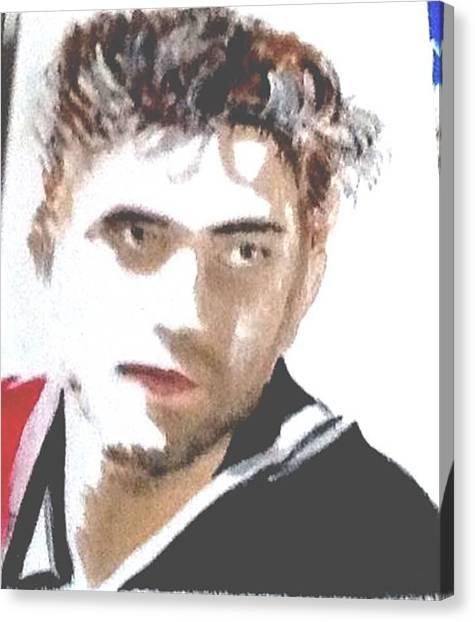 Anja2 Canvas Print
