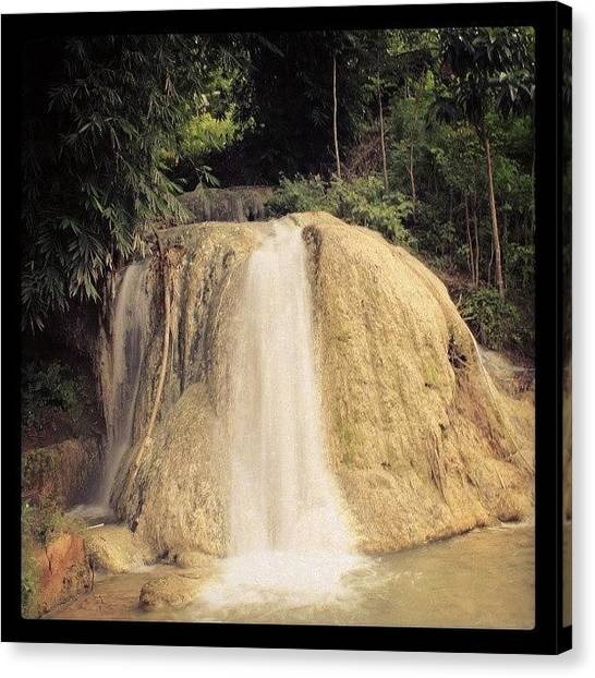 Karsts Canvas Print - Another Beautiful Place Of #gunungkidul by Ridwan Nurzeha