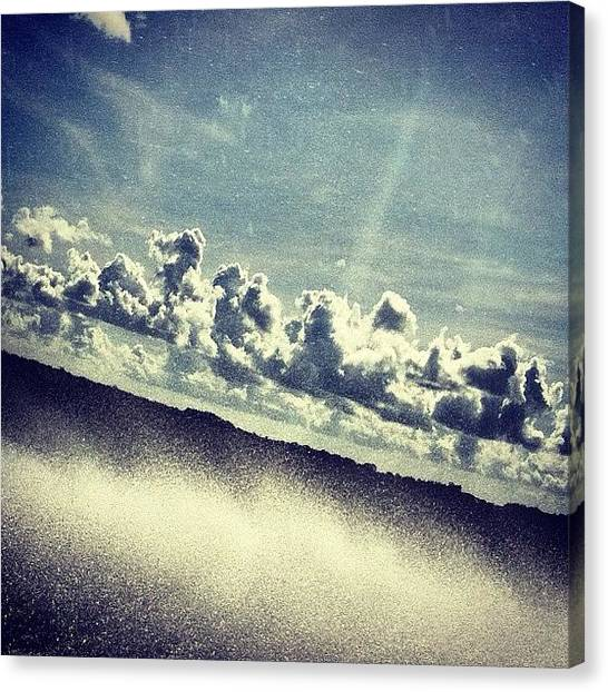 Everglades Canvas Print - Another Cloud Pic, Yay! #florida by Shawn Who