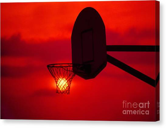 Another Day Another Two Points Canvas Print by John Hartung
