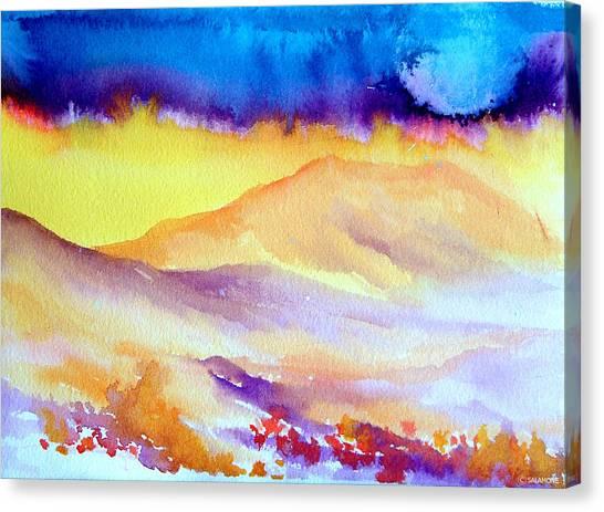 Anza Borrego  Canvas Print
