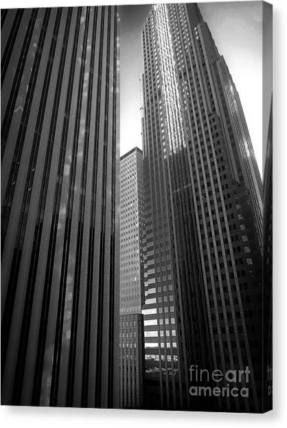 Aon Center Canvas Print