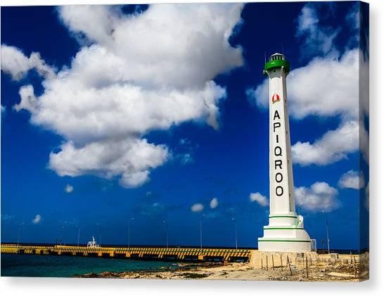 Apigroo Lighthouse Canvas Print