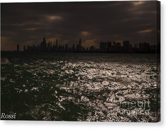 Apocalypse Canvas Print by Rossi Love