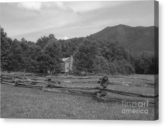 Appalachian Life Canvas Print