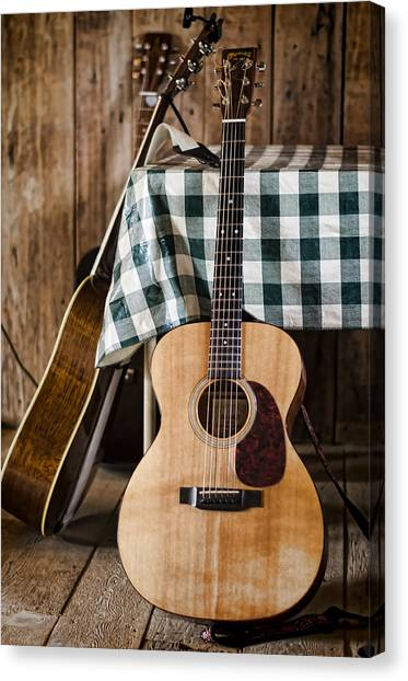 Appalachian Music Canvas Print