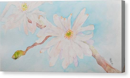 April 1st Canvas Print