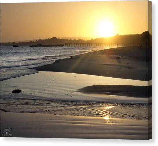 Aptos Canvas Print
