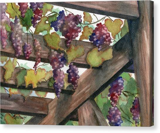 Arbor Canvas Print - Arbor by Marsha Elliott