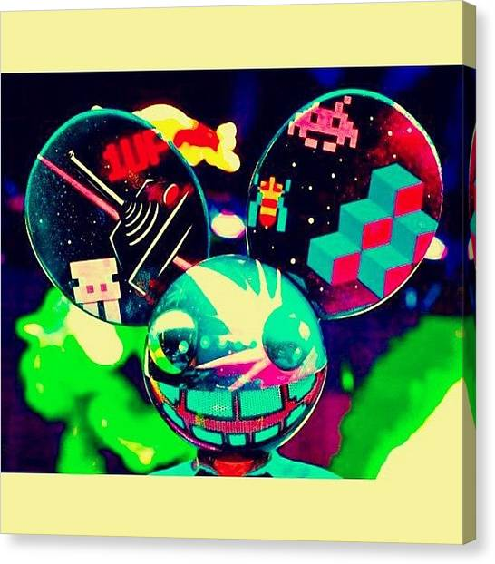 Tetris Canvas Print - Arcade Maniac! #arcade by Dvon Medrano