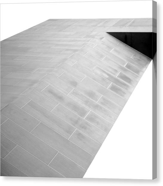 Arch Of Peace - Abstract Canvas Print