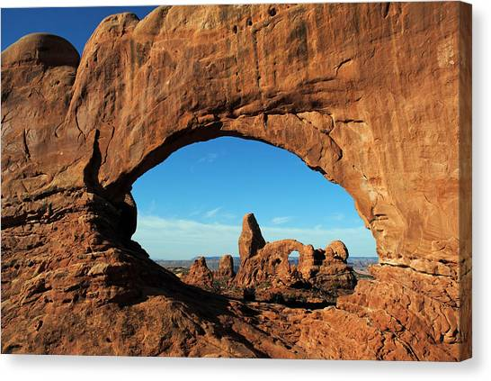 Arches National Park 61 Canvas Print