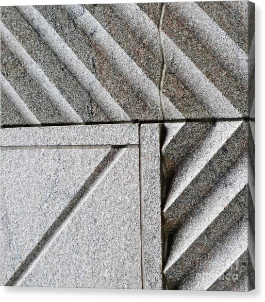 Columbia University Canvas Print - Architectural Detail 2 by Sarah Loft