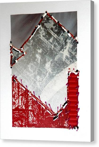 Architectural Canvas Print