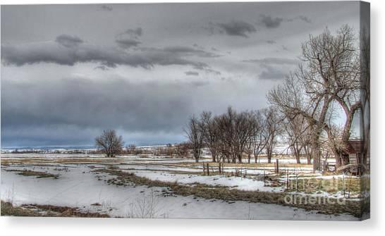 Ardmore Prairie Canvas Print
