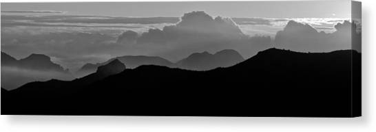 Arizona View Canvas Print