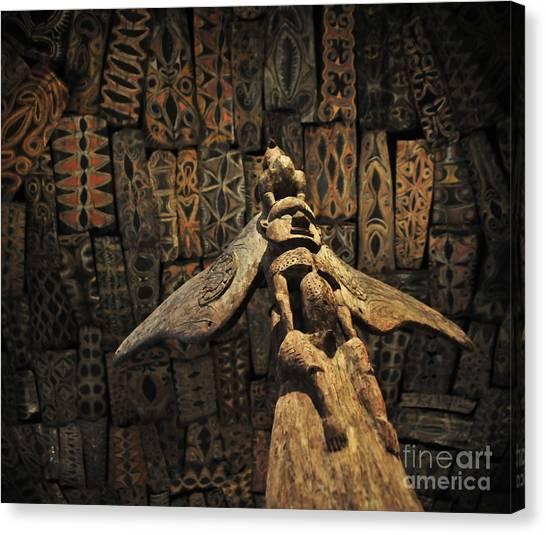 The Metropolitan Museum Of Art Canvas Print - Art History V by Liesl Marelli