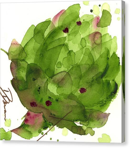 Artichoke II Canvas Print