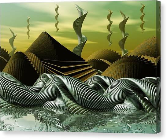 Artscape Canvas Print