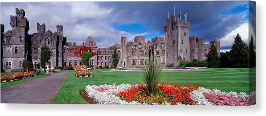 Calm Down Canvas Print - Ashford Castle, Ireland by Panoramic Images
