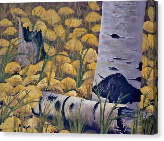 Aspen-ness Canvas Print