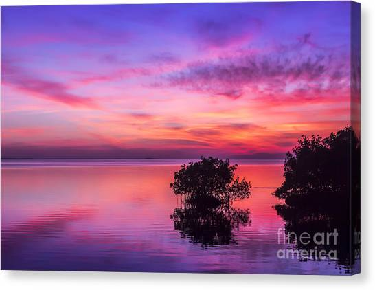 Thunder Bay Canvas Print - At Days End by Marvin Spates