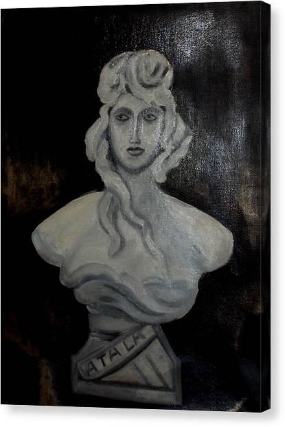 Atala Canvas Print