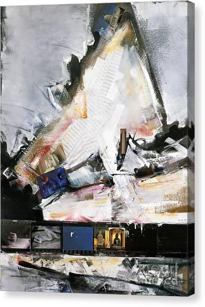 Atropos Canvas Print