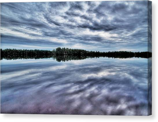 Atsion Lake II Canvas Print