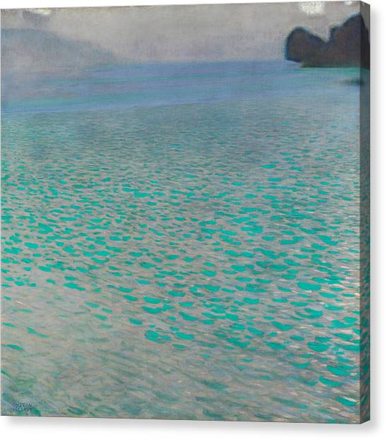 Attersee Canvas Print