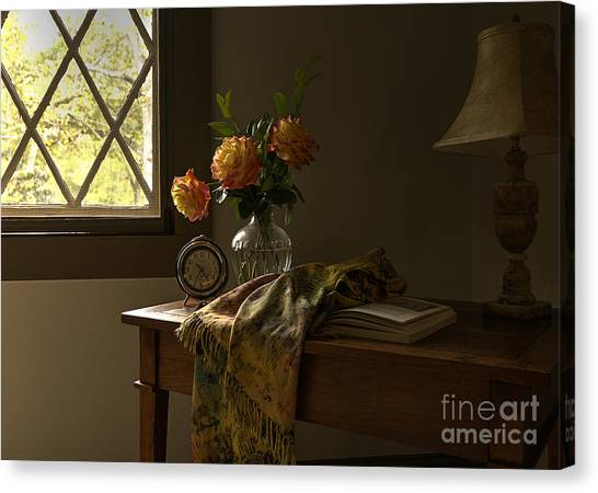 Attic Sanctuary Canvas Print