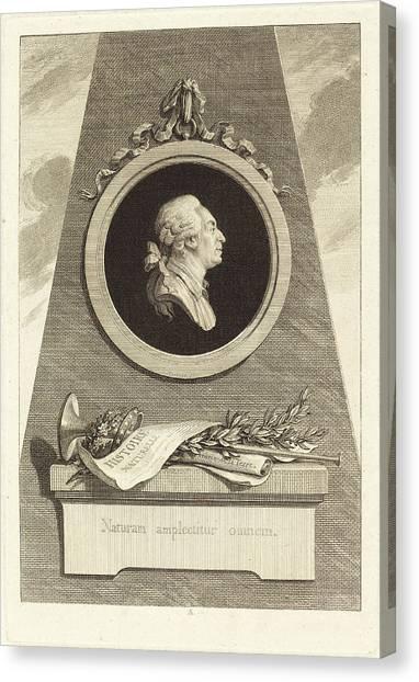 Augustin De Saint-aubin After Piat Joseph Sauvage French Canvas Print by Quint Lox