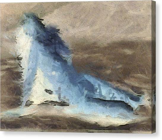 Austen Canvas Print