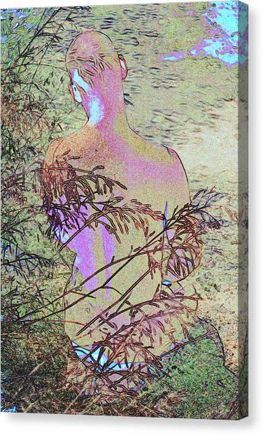 Austin A. 6-1 Canvas Print