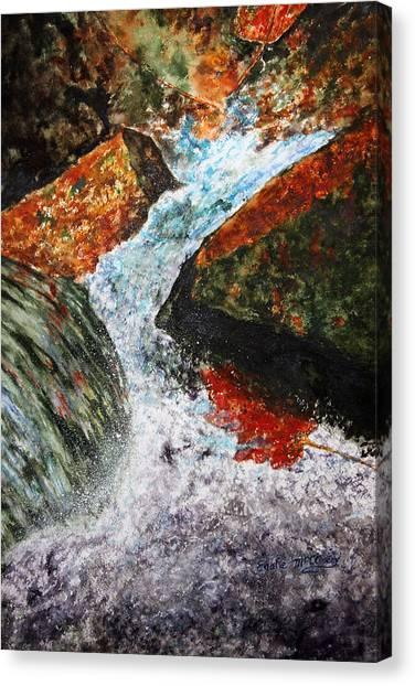 Canvas Print - Autum Flow by Enola McClincey