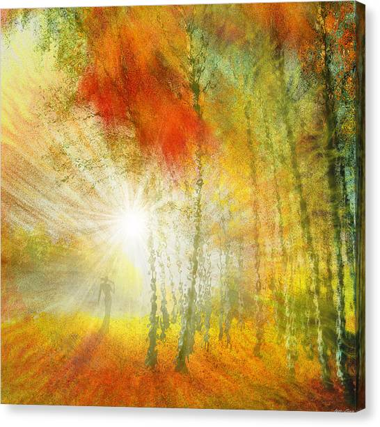 Autumn Colours Canvas Print by Igor Zenin