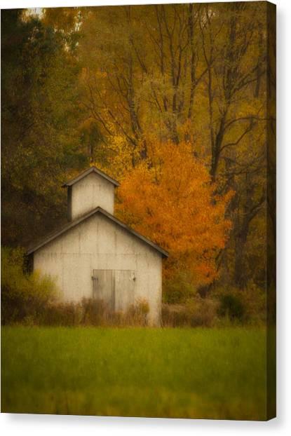 Autumn Solace Canvas Print