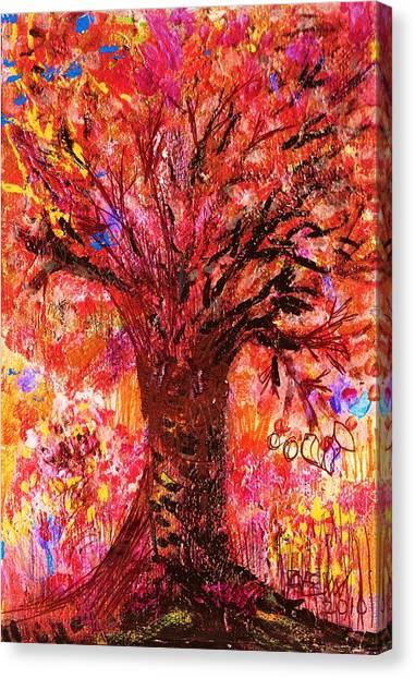 Canvas Print - Autumn Splendor by Anne-Elizabeth Whiteway