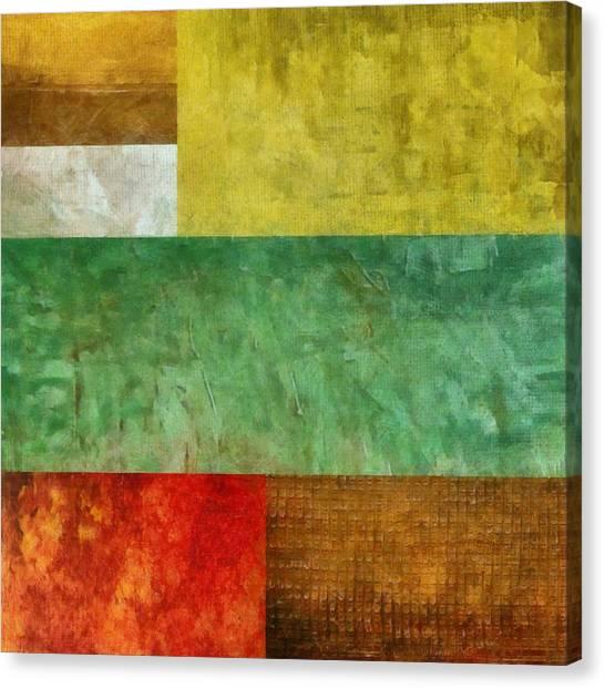 Autumn Study 2.0 Canvas Print