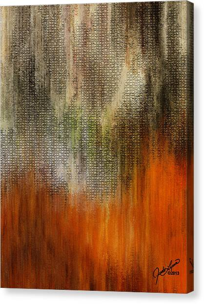 Autumn Wood Canvas Print