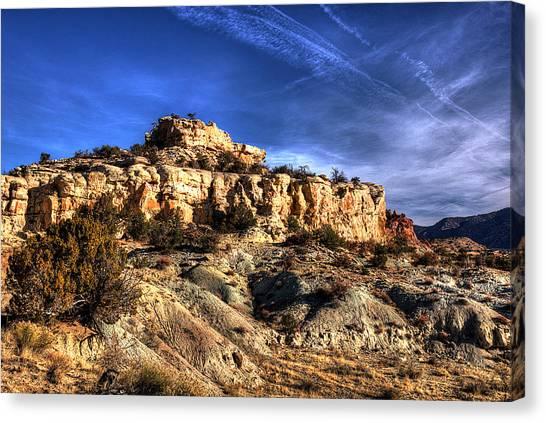 Awakening Desert Canvas Print