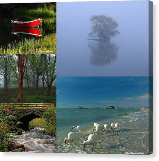 Award Winning Photography Pictures Canvas Print by Juergen Roth