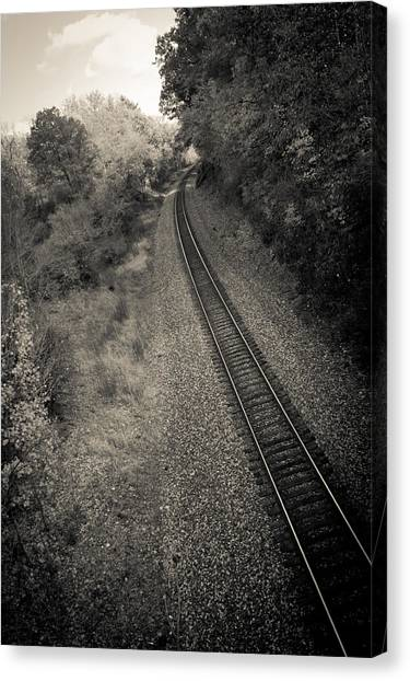 Away From Here Canvas Print by Off The Beaten Path Photography - Andrew Alexander