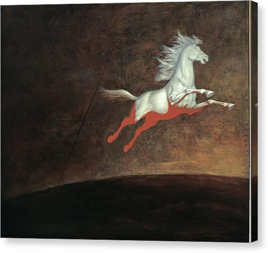 Away Canvas Print by Karen Aghamyan